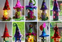 Kids Art Ideas / by Jude Hannah @studiojude