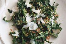 Salads / by Stephanie