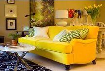 Living Rooms I Love / by Jude Hannah @studiojude