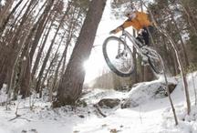 Mountain Bike / #MTB #BTT El mundo de las bicicletas, sus piezas, modelos y estilos.