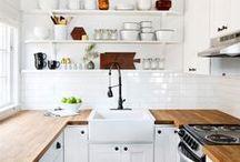 decor • kitchen / by Green Tie Studio