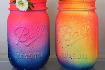 Mason Jars / by Dawn Keebals