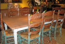 Vintage & Rustic Furniture / Love the vintage look? Then you'll love these rustic pieces at Miskellys.