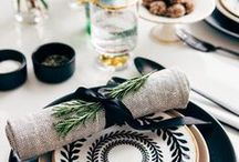 Holiday Weekend / It's all about the details - get inspiration for your next gathering, large or small, celebrate with style.
