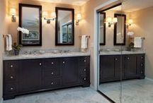 Bathrooms / Create a relaxing retreat in your own home...