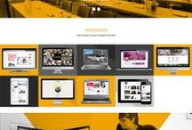 Webdesign, Websites & Inspirations
