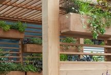 Pallet & Bamboo  / The inspiration board for many a family project!!!!!