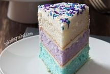 ~ cake, cupcake & cookie recipes ~ / All sorts of amazing cake and cupcake recipes! Oh, and yummy cookies, too... / by Lorien Gichuke