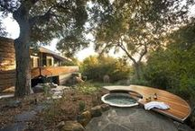 Indoor Outdoor Living / Fire pits, Spas, Decks, and Bar-B-Que's...