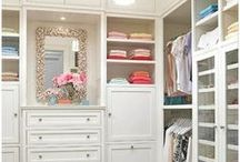 Closets / Closets so gorgeous you'll be jealous of your clothes...
