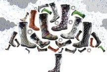 Rainboots at DailyShoes.com