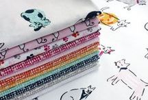 Fabric Stash / by Covered By Design (Christine Hansen)