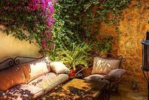 Decor: Terraces / Decor