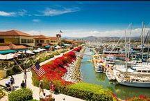 Views of Ventura Harbor