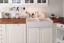 Kitchen and Dining - Beach house