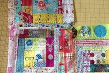 Patchwork.Crafty.Quilty / by amanda w.