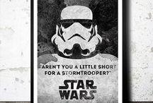 stormtrooper love / by L. S.W.