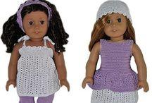 Crochet ~ American Girl / by Cindy Valdez Salgado
