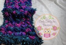 Crochet ~ CindyLooWhoDesigns / CindyLooWhoDesigns / by Cindy Valdez Salgado
