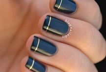 All About Nails / by Extensions-By-Erica