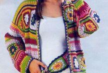Crochet ~ Wearables / by Cindy Valdez Salgado