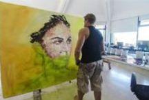 Videos / Watch Peter Terrin paint
