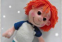 Crochet ~ Amigurumi / by Cindy Valdez Salgado