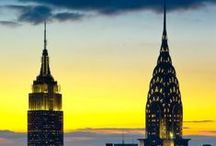 I <3 NYC / by Sara Wiezorek Beresford