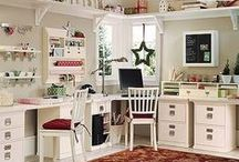 Craft/sewing room / by Terry Braziel-Sandoval