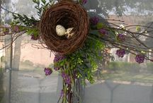 Holy Week / Celebrating Holy Week and Easter.