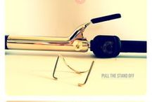 Hair Tools / by Extensions-By-Erica
