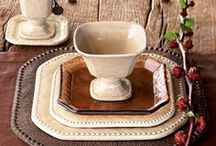 Dinning & Entertainment / Dinnerware, glassware, serving trays, decanters OH MY! / by Extensions-By-Erica
