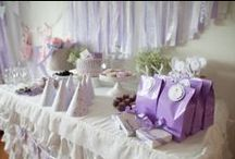 Lavender and Lace Party