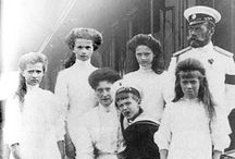 History of Russia - Romanovs / The Imperial family who ruled Russia until 1917.