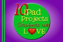 ipad apps and projects / by Heather Kerrick