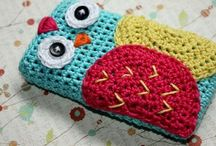 Crochet ~ Owls / by Cindy Valdez Salgado