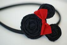 Crochet ~ Mickey & Minnie Mouse / by Cindy Valdez Salgado