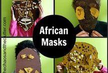 Africa Geo / by Kristen Doucet
