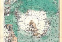 Antartica Geo / by Kristen Doucet