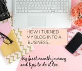 GROW YOUR BLOG- / Guides for growing your blog, pitching to brands and making an income all from your blog.  This is a group board-no posting limits but all posts must be related to blogging, growing your blog, freelancing and making money from blogging.