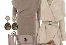 Taupe fashion's inspirations