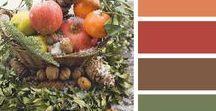kleuren; kolory inspiracje