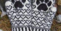 варежки+перчатки