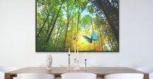 LumiSky - Licht für dein Zuhause / Hier zeigen wir dir, wie du deinem Zuhause einen gestalterischen Kick verleihen kannst. Egal ob beeindruckende Landschaftsaufnahmen, kunstvolle Illustrationen oder persönliche Urlaubsbilder - wir bringen alle an deine Wand oder Decke. Dabei können wir kunstvolle Lichtdecken kreieren, die wie ein Fenster nach draußen wirken und dich Himmel, Wolken und Sonne sehen lassen. Durch LEDs, welche hinter den Motiven liegen, können wir gleichzeitig perfekt das echte Tageslicht wiedergeben! www.lumisky.de