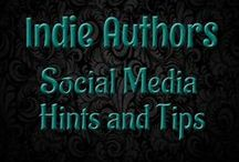 Indie Authors -Social Media Hints and Tips / Marketing Promotion Social Media Indie Authors  Indie Books  New Release Books  Emerging Writers