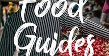 Food Guides and Tips / Food guides and tips from around the world