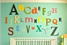 Neutral Nursery / A simple way to decorate any baby's nursery.