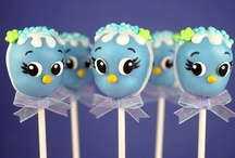 Cute CakePops / So Cute!!!