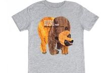 Kids' Literary Shirts - $20 / Express your love of literature in these soft classic kids' tees. / by Out of Print