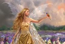 Fairies  / by Lacy Bridgers